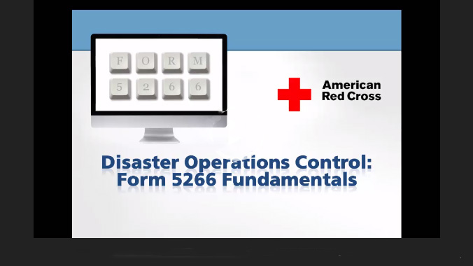 American Red Cross training video thumbnail
