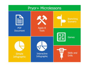 Pryor Learning Solutions Portfolio image