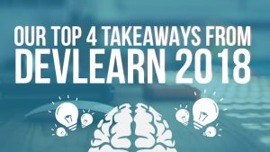 Our top 4 takeaways from Develearn 2018
