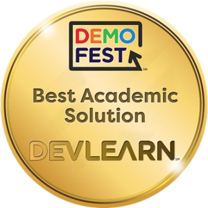 Best Academic Solution Badge
