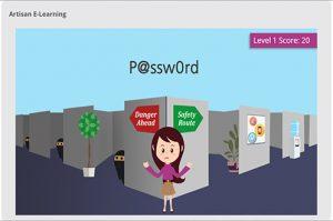 Screenshot TestSecSkills demo