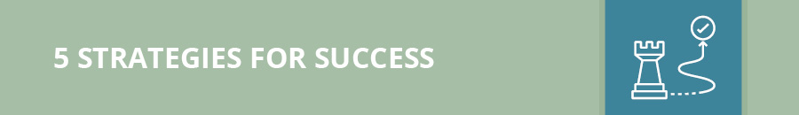 Here are 5 strategies for success with your microlearning courses.