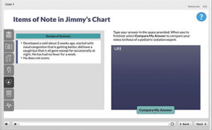 Screenshot2 - Items of note in Jimmy's chart